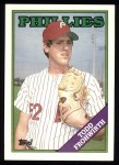 1988 Topps #378   Todd Frohwirth Front Thumbnail