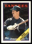 1988 Topps #435  Mike Pagliarulo  Front Thumbnail