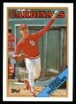 1988 Topps #133   Greg Mathews Front Thumbnail