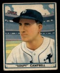 1941 Play Ball #37   Soupy Campbell Front Thumbnail
