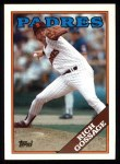 1988 Topps #170  Goose Gossage  Front Thumbnail