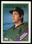 1988 Topps #173  Eric Plunk  Front Thumbnail