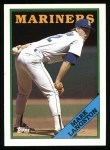 1988 Topps #80   Mark Langston Front Thumbnail