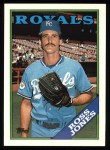 1988 Topps #169   Ross Jones Front Thumbnail