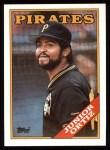 1988 Topps #274  Junior Ortiz  Front Thumbnail