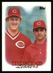 1988 Topps #81  Ron Robinson  Front Thumbnail