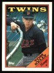 1988 Topps #194   Tom Kelly Front Thumbnail