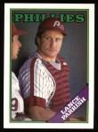 1988 Topps #95   Lance Parrish Front Thumbnail