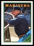 1988 Topps #104   Dick Williams Front Thumbnail