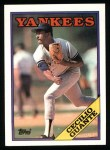 1988 Topps #84   Cecilio Guante Front Thumbnail