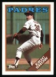 1988 Topps #303  Eric Show  Front Thumbnail
