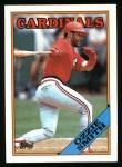 1988 Topps #460   Ozzie Smith Front Thumbnail