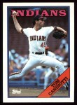 1988 Topps #123  Tom Candiotti  Front Thumbnail