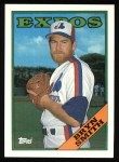 1988 Topps #161  Bryn Smith  Front Thumbnail
