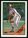 1988 Topps #346  Vance Law  Front Thumbnail