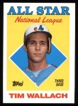 1988 Topps #399  All-Star  -  Tim Wallach Front Thumbnail