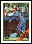 1988 Topps #138  Mitch Webster  Front Thumbnail