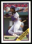 1988 Topps #481  Mariano Duncan  Front Thumbnail