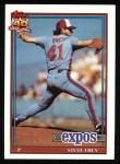 1991 Topps #462   Steve Frey Front Thumbnail
