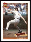 1991 Topps #307  Andy Benes  Front Thumbnail