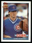 1991 Topps #188  Damon Berryhill  Front Thumbnail