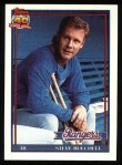 1991 Topps #464   Steve Buechele Front Thumbnail
