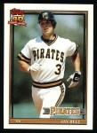 1991 Topps #293  Jay Bell  Front Thumbnail