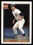 1991 Topps #281   Larry Sheets Front Thumbnail