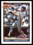 1991 Topps #470  Howard Johnson  Front Thumbnail