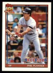 1991 Topps #474  Phil Plantier  Front Thumbnail