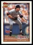 1991 Topps #369  Steve Searcy  Front Thumbnail