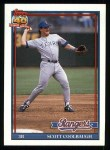 1991 Topps #277  Scott Coolbaugh  Front Thumbnail