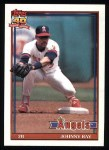 1991 Topps #273   Johnny Ray Front Thumbnail