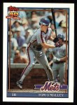 1991 Topps #257  Tom O'Malley  Front Thumbnail