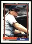 1992 Topps #489  Bobby Cox  Front Thumbnail