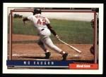 1992 Topps #59   Mo Vaughn Front Thumbnail