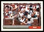 1992 Topps #485   Chris Sabo Front Thumbnail