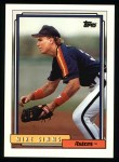 1992 Topps #463   Mike Simms Front Thumbnail