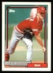 1992 Topps #48   Scott Scudder Front Thumbnail