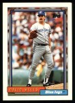 1992 Topps #54   David Wells Front Thumbnail