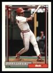 1992 Topps #465   Barry Larkin Front Thumbnail