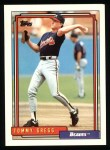 1992 Topps #53  Tommy Gregg  Front Thumbnail