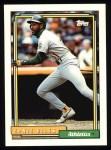 1992 Topps #187  Ernie Riles  Front Thumbnail
