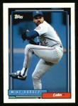 1992 Topps #98  Mike Harkey  Front Thumbnail