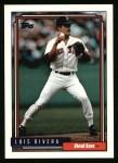 1992 Topps #97   Luis Rivera Front Thumbnail