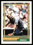 1992 Topps #19   Jamie Quirk Front Thumbnail
