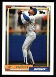 1992 Topps #116   Willie Randolph Front Thumbnail
