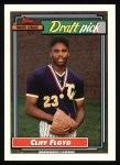 1992 Topps #186   Cliff Floyd Front Thumbnail