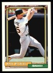 1992 Topps #450  Mark McGwire  Front Thumbnail