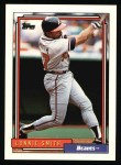1992 Topps #467  Lonnie Smith  Front Thumbnail